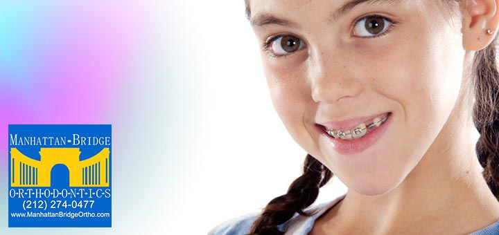 Phase 1 interceptive orthodontic treatment for kids