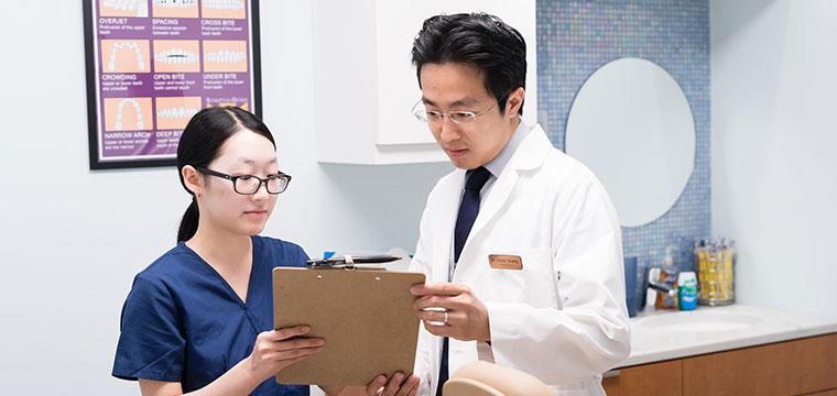Dr. Victor Chiang at Manhattan Bridge Orthodontics